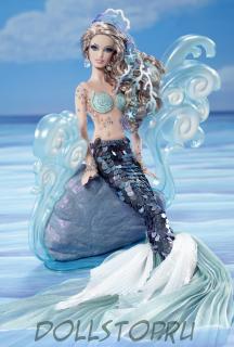 Коллекционная кукла  Барби как Русалка (Русалочка) - The Mermaid Barbie Doll