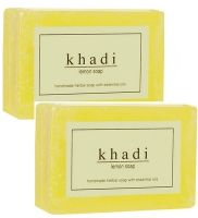 Khadi Herbal Lemon Soap