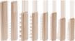 Дюбель FESTOOL  DOMINO комплект Бук/10x80/150 498214