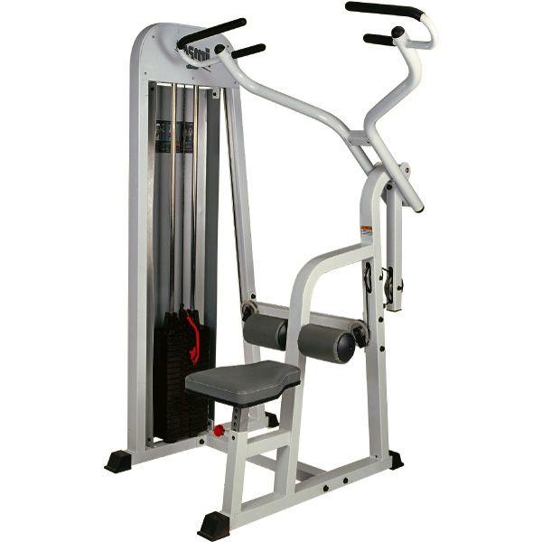 Вертикальная тяга. Силовой тренажер JOHNS Club line CT 2012. Грузоблочный. Профессиональный