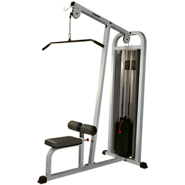 Вертикальная тяга. Силовой тренажер JOHNS Club line CT 2020. Грузоблочный. Профессиональный