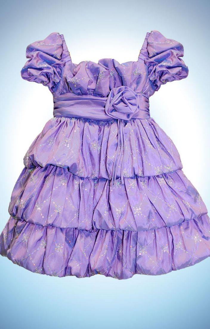 Платье для девочки 5 лет Вдохновение