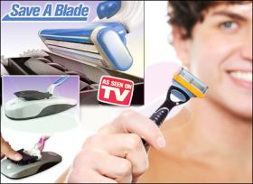 Точилка для бритвенных станков Save A Blade