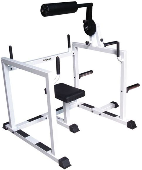 Тренажер для мышц шеи. Силовой тренажер JOHNS SM 771. На свободных весах. Профессиональный