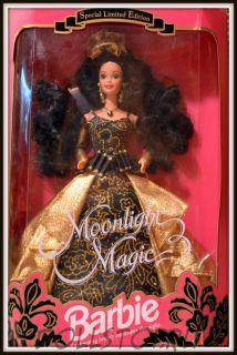 Коллекционная кукла  Барби -  Moonlight Magic Barbie Doll