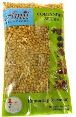 Кориандр семена | 50 г | Amil