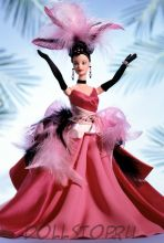 Коллекционная кукла Барби Фламинго - The Flamingo Barbie Doll