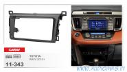 Carav 11-343 (2-DIN TOYOTA RAV-4 2013+)