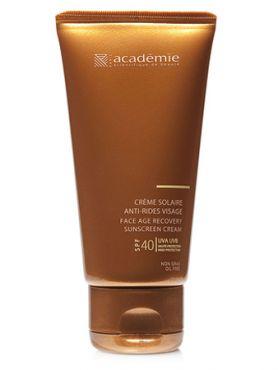 Academie Bronzecran Солнцезащитный крем для лица SPF 40