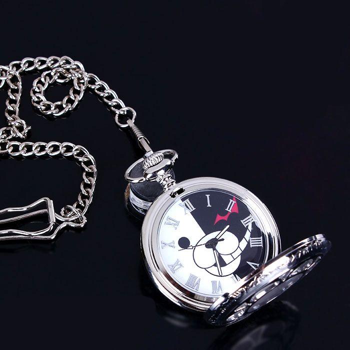 """Карманные аниме часы """"MonoKuma"""""""
