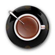 """Настенные часы """"время кофе"""""""