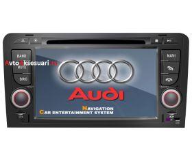Штатная магнитола для Audi A4/S4/RS4 02-08 г.