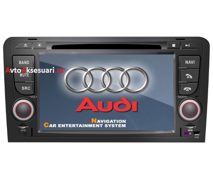 Штатная магнитола для Audi A4/S4/RS4