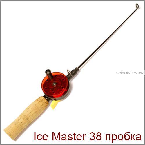 Купить Зимняя удочка Grifon Ice Master 38 (Пробка)