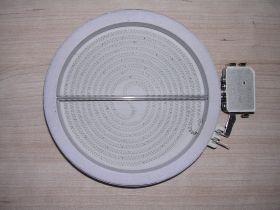 Эл_Конфорка (стеклокерамика) 1200 W,d=165 простая
