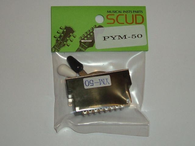 SCUD Pym-30 Переключатель 3-х позиционный закрытый