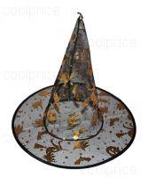 Шляпа ведьмы, черная
