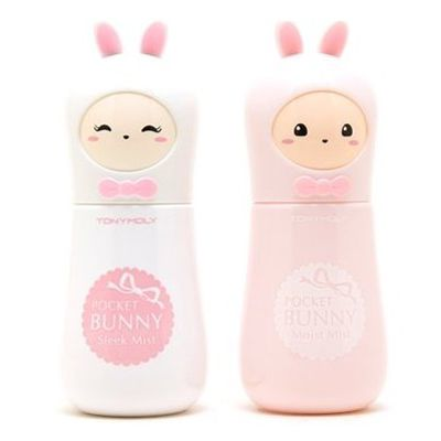 Tony Moly Спрей для лица Pocket Bunny Mist, 60мл