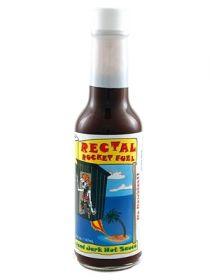 Острый соус Rectal Rocket Fuel Island Jerk