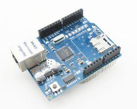 Ethernet Shield (Wiznet W5100 ICSP)