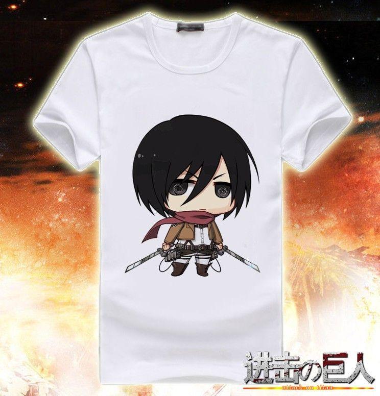 """Аниме футболка """"Attack on Titan"""""""