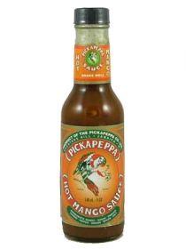 Острый соус Pickapeppa Hot Mango Sauce