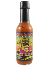 Острый соус Tahiti Joe's Bajan Killer XXX Mustard and Ginger Hot Pepper Sauce