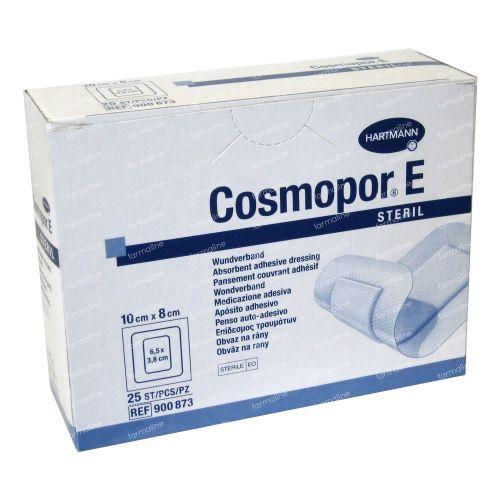 Cosmopor® E steril/ Космопор E стерил Самоклеящаяся повязка на рану 25*10 см