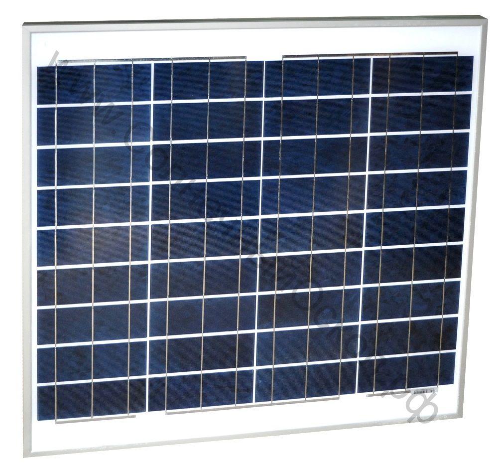 Солнечная панель 60 Вт 12 В (poly-Si)