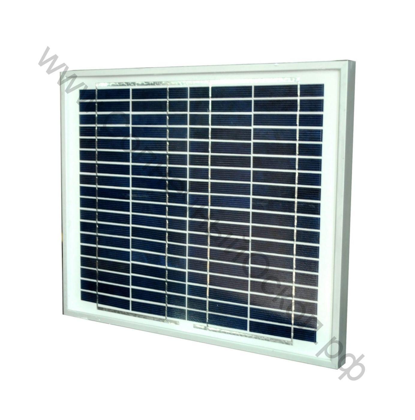 Солнечная панель 10 Вт 12 В (poly-Si)