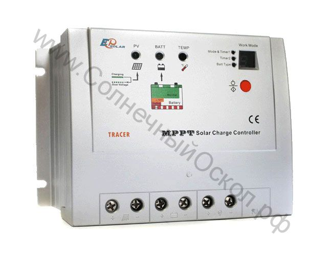 Контроллер MPPT TRACER-1210RN