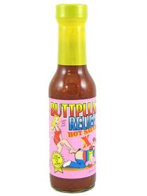 Острый соус Tahiti Joe's Buttplug Relief Extra Hot