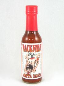Острый соус Backfire Peppa Sauce
