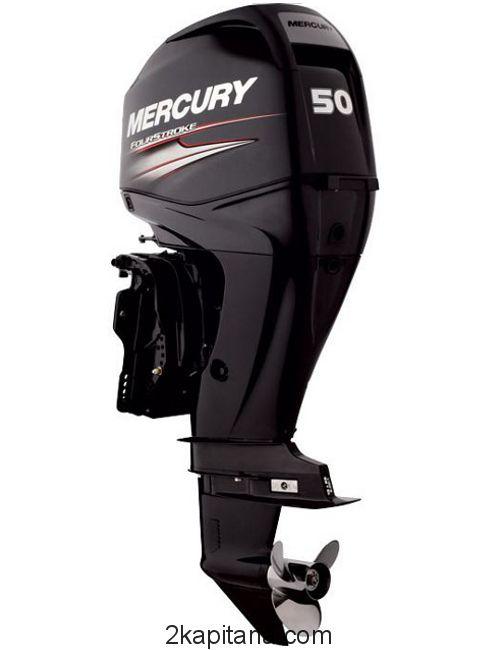 Лодочный мотор Mercury (Меркурий) ME F 50 ELPT EFI