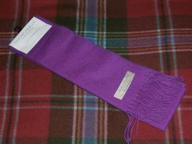 шарф 100% шерсть , расцветка Foxglove Фоксглав (цветок дигиталис)
