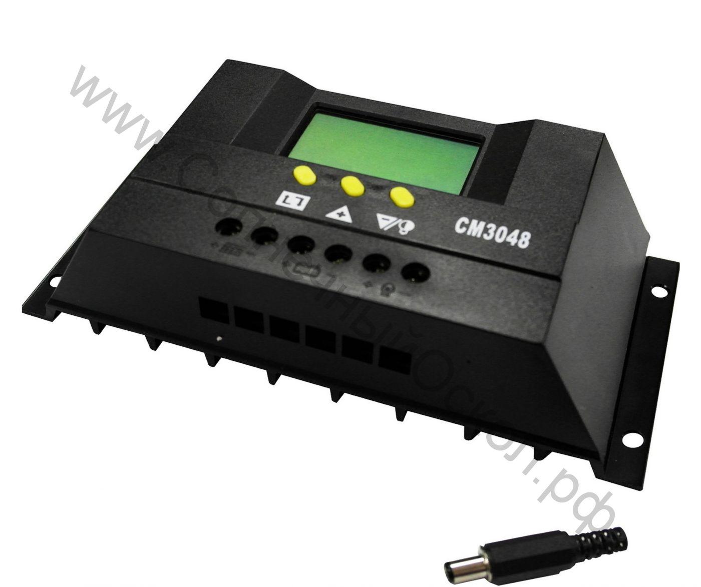 Контроллер JUTA CM30 20A 48V