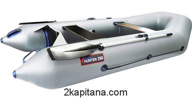 Надувная лодка Хантер Hunter 290 Р