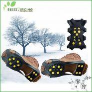 Универсальные ледоходы-накладки на обувь с шипами