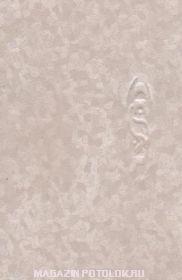 Закрывающий, пристенный П-профиль, B26, шампань фактурная