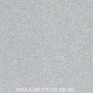 Закрывающий, пристенный П-профиль, C02, металлик серебристый
