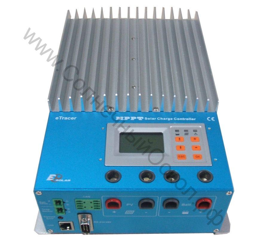Контроллер eTracer MPPT ET6415N