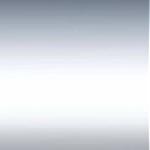 Закрывающий, пристенный П-профиль для кассетного потолка, A08, хром зеркальный