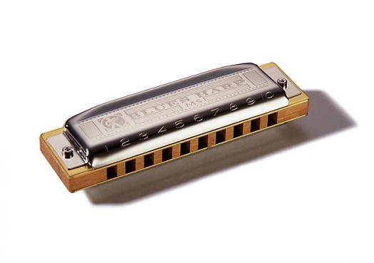 HOHNER Blues Harp 532/20 MS C (M533016) Губная гармоника до-мажор