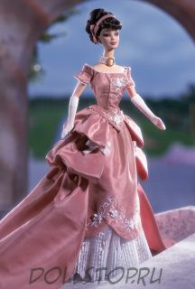 Коллекционная кукла Барби Веджвуд -  Wedgwood Barbie Doll
