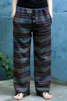 Прогулочные шерстяные штаны, 550 руб.