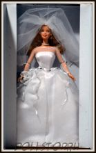 Коллекционная кукла Барби Невеста из коллекции Avon - Blushing Bride Barbie
