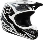 Мотошлем Fox Racing V1 Race Helmet ECE black