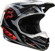 Мотошлем Fox Racing V1 Race Helmet ECE orange