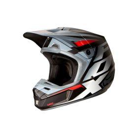 Мотошлем Fox Racing V2 Matte Helmet ECE matte black