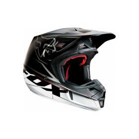 Мотошлем Fox Racing V2 Matte Helmet matte black